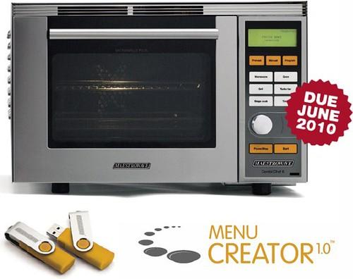 Combi Chef 6 microwave