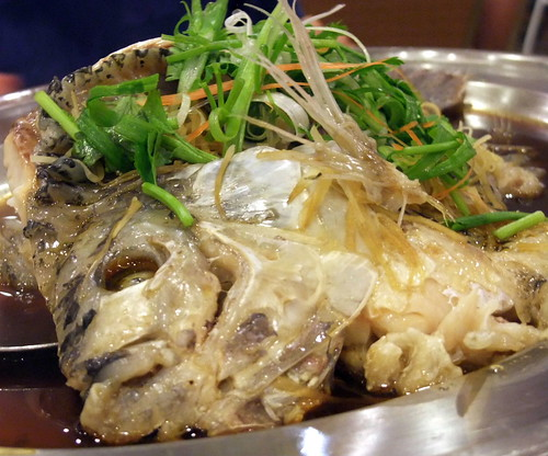 Steam Tilapia