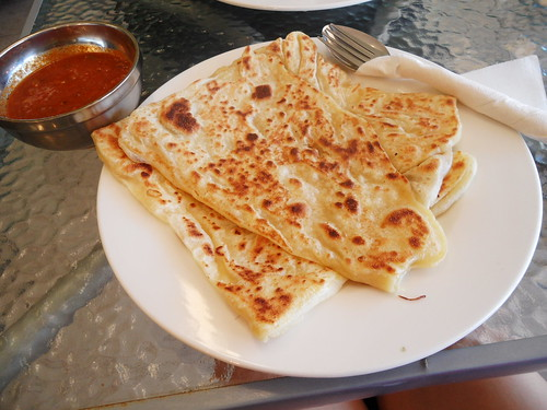 Gopi Leaf Prata or Roti