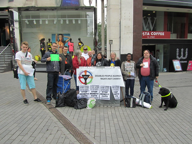 Disabled People Against Cuts (DPAC) – DPAC