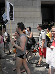Underoos (softjunebreeze) Tags: chicago downtown michiganave womensrights equalrights daleyplaza antirape sexpositive womensempowerment slutwalk