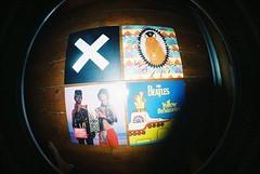 (victoria pullen) Tags: lomo film lomography fisheye vinyl albums music floor wooden thexx wavves mgmt thebeatles oracularspectacular kingofthebeach yellowsubmarine indie hipster lol