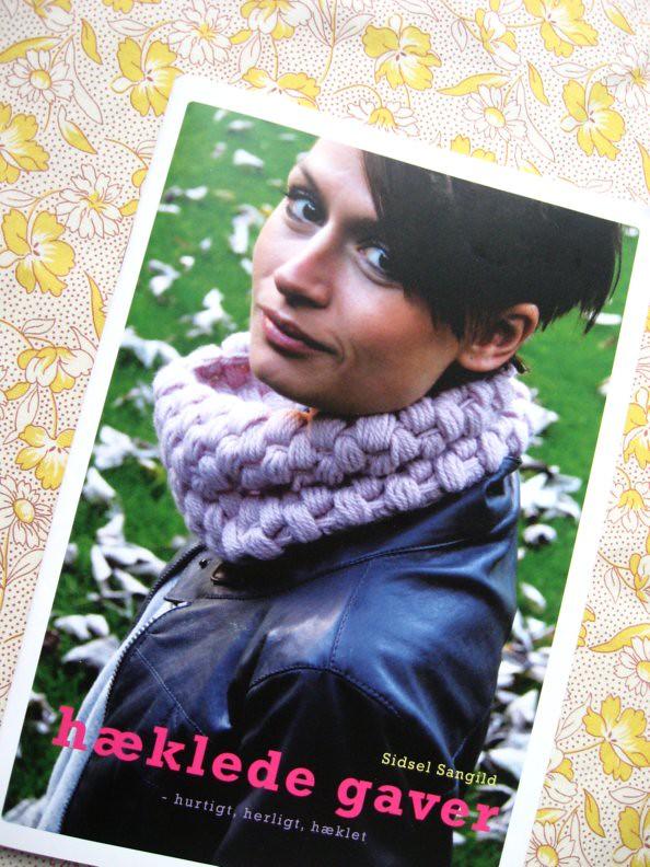 crochet book