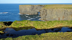 260 Felstor südl.von / south of  Kilkee (roving_spirits) Tags: ireland irland irlanda irlande countyclare wildatlanticway