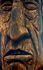 Native American Wood Sculpture (Kooklamou - MA., USA) Tags: nativeamericanindian forestpark springfieldma woodsculpture