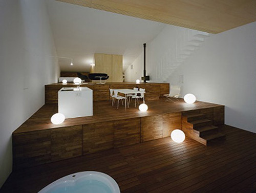 Contemporary Japanese House and Interior Design