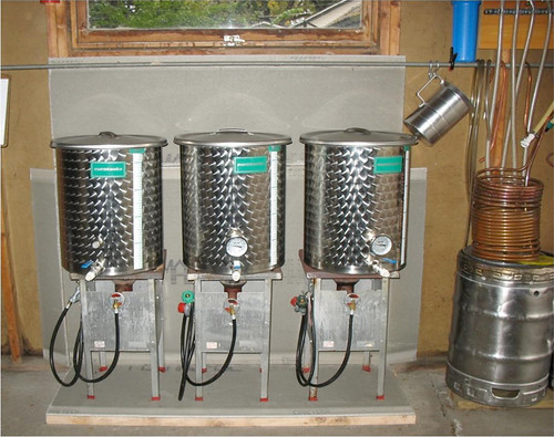 Joe Gerteis Brewing System American Homebrewers Association