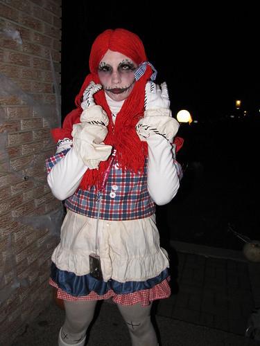 Raggedy Anne Zombie