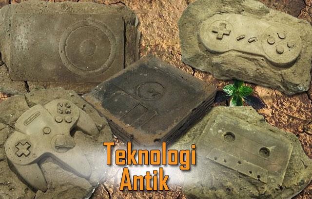 teknologi antik