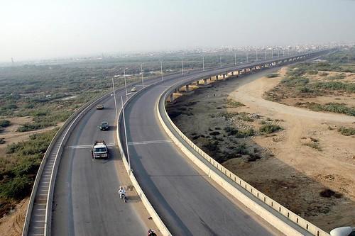 Karachi  Malir River Bridge  cdgk (1)