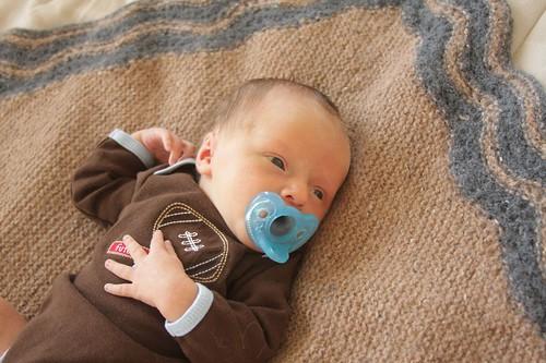 Baby Ian!