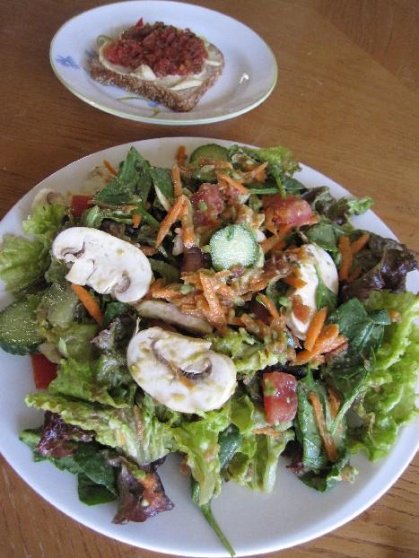 A Real Salad