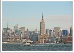 New York 2009 - Skyline Manhattan