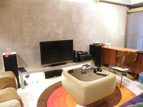 1.朋友家弄的蠻舒適的聽說家具都是名設計師作品