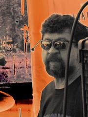 Pete P. (Groovyal) Tags: drums sticks pete shs rockandroll secondhandsmoke