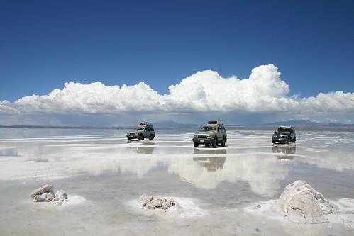Salares Uyuni Bolivia