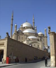 Saladin Citadel - Muhammad 'Ali Mosque