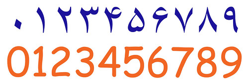 NumeriArabi