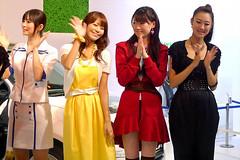 桜あやか+桜木果菜+徳山典子+星川えり
