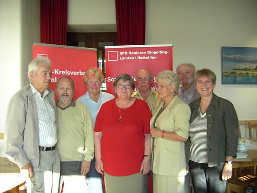 2009-11-20 | Neuwahlen bei der AG 60plus im Landkreis