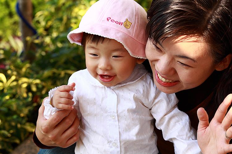 小亞瑜和媽媽