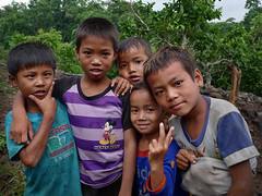 These ragged little urchins skipping school (B℮n) Tags: poverty topf50 happykids tms tellmeastory friendsforlife missingschool 50faves skippingschool culturalbarriers academiahispanoparlantedeautodidactas dreamsofsparrows fishingattheriver schoolisimportant kiengthanlei lackofbenefits barrierstoeducation lackoffluencyinlaonationallanguange longdistancefromschool 160ethnicgroups thesexetriver economicconsideration catchfishfordinner tadlowaterfall kidsfromlaos southernloas collectingsnails catchingcrickets ethnicminoritykids literacyandeducation familymaintenance 82districtlivinglanguages theseraggedlittleurchinsskippingschool overcomeliteracy butenjoyingtheirtime