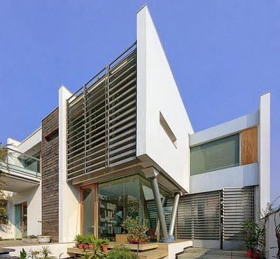 India Modern Contemporary Home Design Architecture 2
