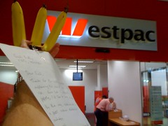 Westpac has gone bananas