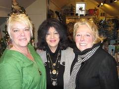 Terri, Joan and Pam
