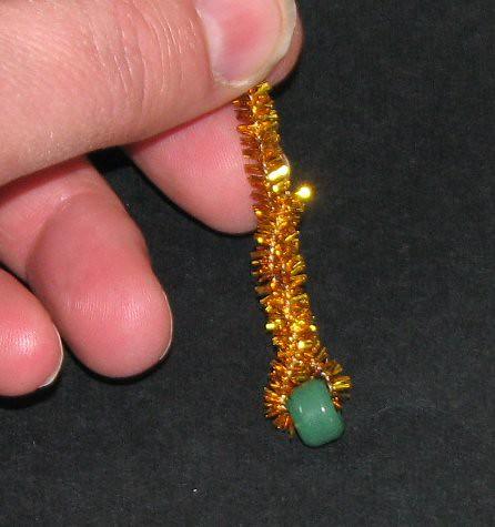 Scallop Tree Ornament 009