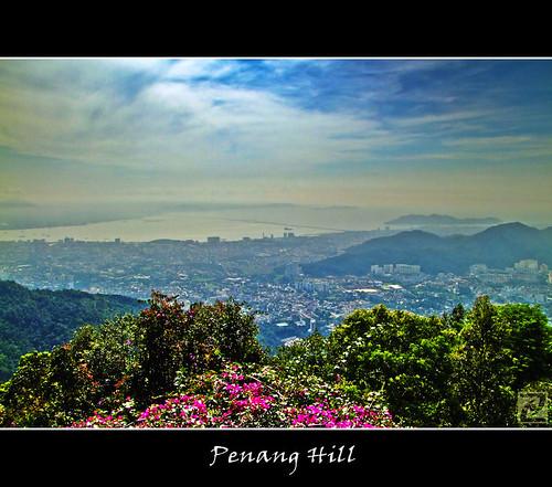 Penang Hill View #1