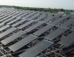 Inseguitore fotovoltaico ribassato