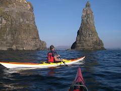 Sea Kayak Isle of Skye Mac Clouds Maidens