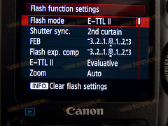 1D MarkIV Menu Flash Functions Settings 1