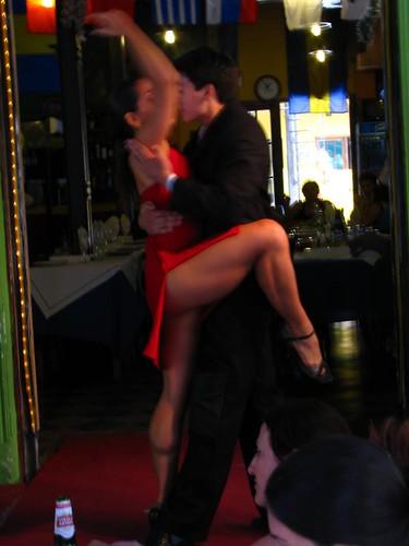 Tango no Caminito - Buenos Aires