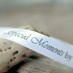 Special moments... (*Twinkel*'s photostream) Tags: home ribbon lint wit drijfhout bybraxton