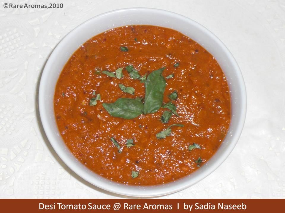 Tomato sauce -1