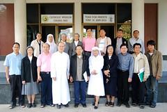 ฝ่ายการศึกษาเชียงใหม่และนครสวรรค์ประชุมร่วมกับตัวแทนสภาการศึกษาคาทอลิกระดับชาติ