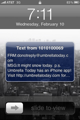 from Umbrella Today