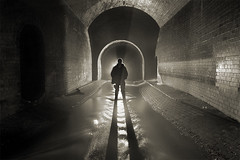 Captain Raphael Roscoe (sub-urban.com) Tags: backlight riverfleet fleetsewer fleetbridge