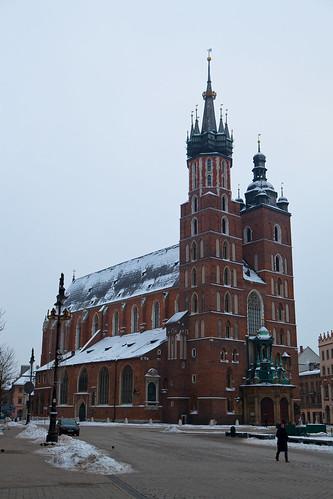 Krakow's Stare Mesto por -bLy-.