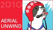 aerial unwind