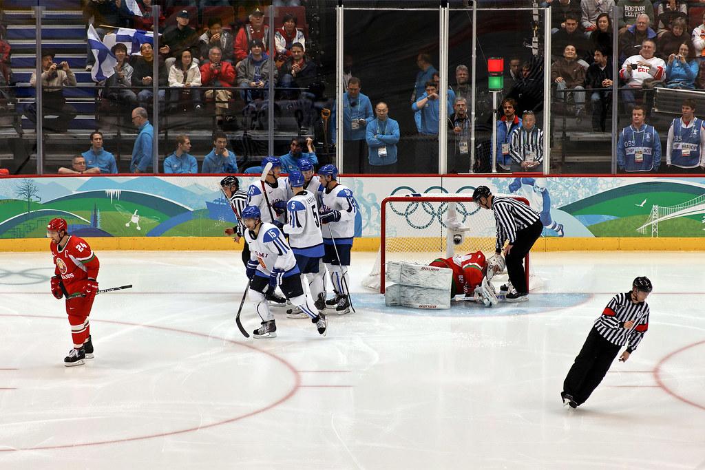 Finland vs. Belarus