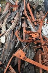 Dead Waterwheel (Ian H's) Tags: wales canon rust decay waterwheel 24105l canoneos5dmarkii canon5dmkii 5dmkii llywernogsilverleadmine