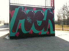 first of 2010 (AGENT HARRIS) Tags: poer glasgow tck