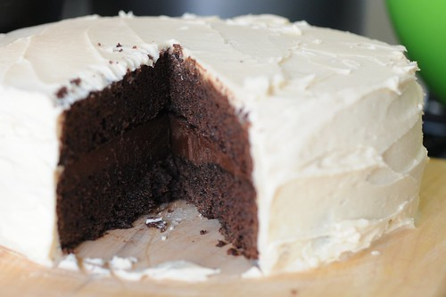 Irish Car Bomb Cake