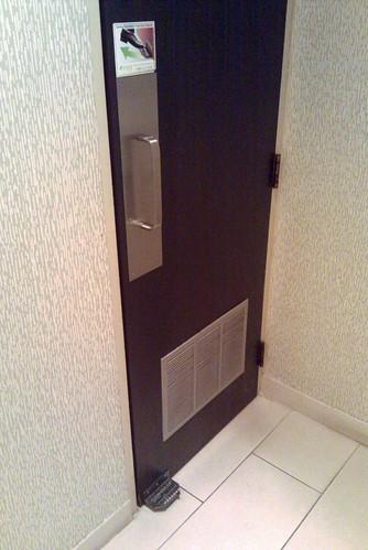 Foot Pedal Door Opener