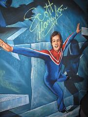 scotthamilton2 (Tracy Lee Stum) Tags: vancouver chalk 3d mural artist halloffame olympics allstate 2010 anamorphic tracyleestum usahouse