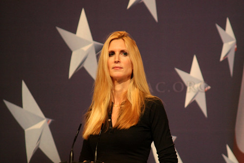 From flickr.com: Ann Coulter {MID-71654}