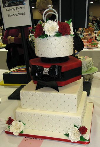 My Wedding Cake by Nancy Villarreal